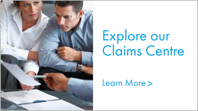 Link to Claims Centre