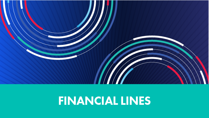 Financial Lines video Play button