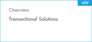 Download Transactional Solutions