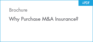 Download Why Purchase M&A Insurance
